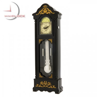 Miniature Deluxe GRANDFATHER CLOCK Collectible Gift