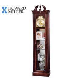 HOWARD MILLER CURIO GRANDFATHER CLOCK: CHERISH 610-614