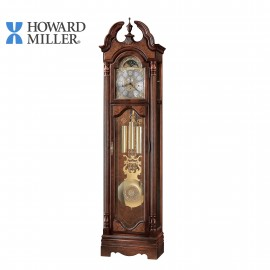 HOWARD MILLER CLASSIC GRANDFATHER CLOCK: LANGSTON 611-017