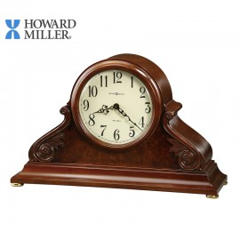 HOWARD MILLER QUARTZ CHIMING MANTLE CLOCK: SOPHIE 635-152