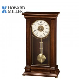 HOWARD MILLER QUARTZ CHIMING MANTLE CLOCK: STAFFORD 635-169