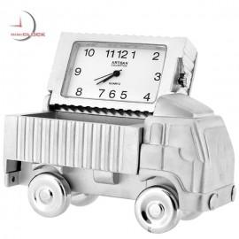 Miniature Clock, Mini Paperclip Cargo Truck s
