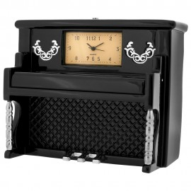 Miniature Clock, Noteworthy Upright Teachers PIANO