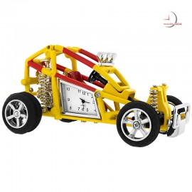 Mini clock, Deluxe Collectible Desert DUNE BUGGY
