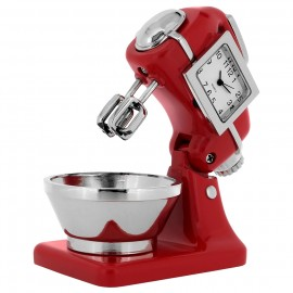 Kitchen  Mixer Mini Clock