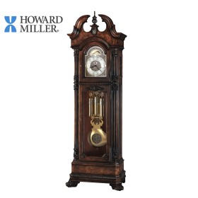 HOWARD MILLER CLASSIC GRANDFATHER CLOCK: REAGAN 610-999