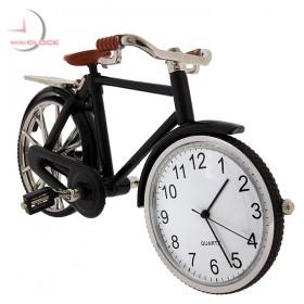 VINTAGE BICYCLE Miniature BIKE Collectible Clock
