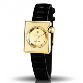 LIP WATCH MINI MACH 2000 SQUARE RETRO VINTAGE CLASSIC FRENCH LADIES WATCHES