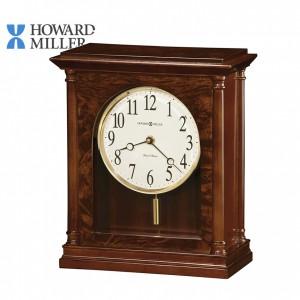 HOWARD MILLER QUARTZ CHIMING MANTLE CLOCK: CANDICE 635-131