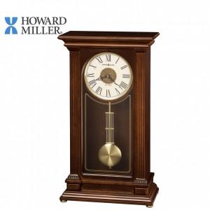 HOWARD MILLER QUARTZ CHIMING MANTLE CLOCK: STAFFORD 635-169