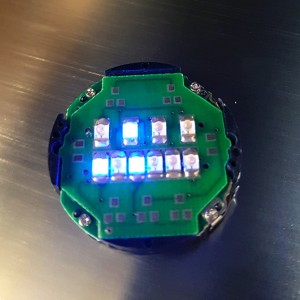 REPLACEMENT TIME DISPLAY MODULE FOR 01 THE ONE BINARY LED WATCH