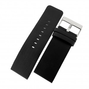 REPLACEMENT LEATHER STRAP FOR 01THE ONE AND BLACK DICE WATCH 30MM WIDE