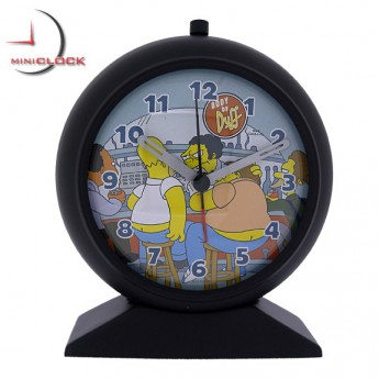 HOMER SIMPSON COLLECTIBLE ALARM CLOCK