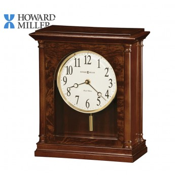 HOWARD MILLER QUARTZ CHIMING MANTLE CLOCK: CANDICE 635-131