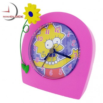 LISA SIMPSON ALARM CLOCK