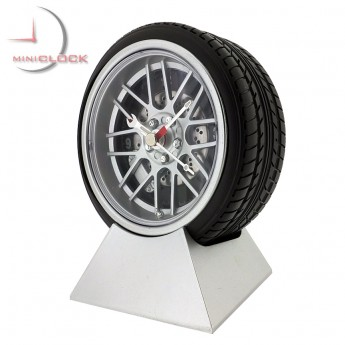 CAR TIRE Collectible Alarm Clock Gift