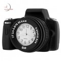 Miniature Clock, Deluxe Black DIGITAL CAMERA