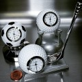 Golf & Soccer Ball Clocks