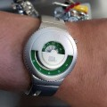 ELEENO JEKYLL & HIDE JAPANESE DESIGNER WATCH BY SEAHOPE RARE & DISCONTINUED WATCHES G & B