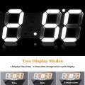 DESIGNER ALARM CLOCK with AUTO NIGHT MODE & SNOOZE