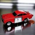 RETRO MUSCLE CAR MINI DESK CLOCK