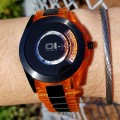 01 THE ONE ORBIT WATCH JUMP HOUR ROTATING DISC HANDLESS DESIGNER WATCHES