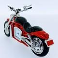 MOTORBIKE MINI DESK CLOCK MOTORCYCLE COLLECTIBLE GIFT