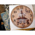VINTAGE COOK CLASSIC ROUND WALL CLOCK KITCHEN RESTAURANT HOME DECOR IDEA